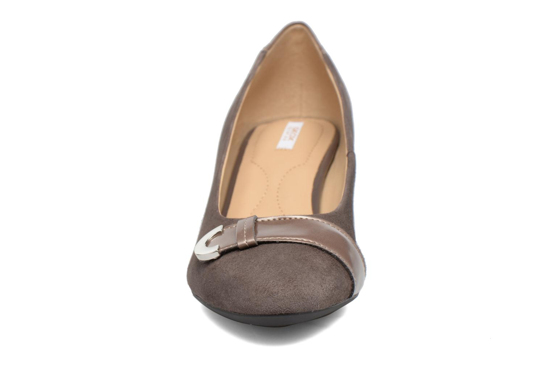 Escarpins Geox D Floralie A D74T4A Beige vue portées chaussures