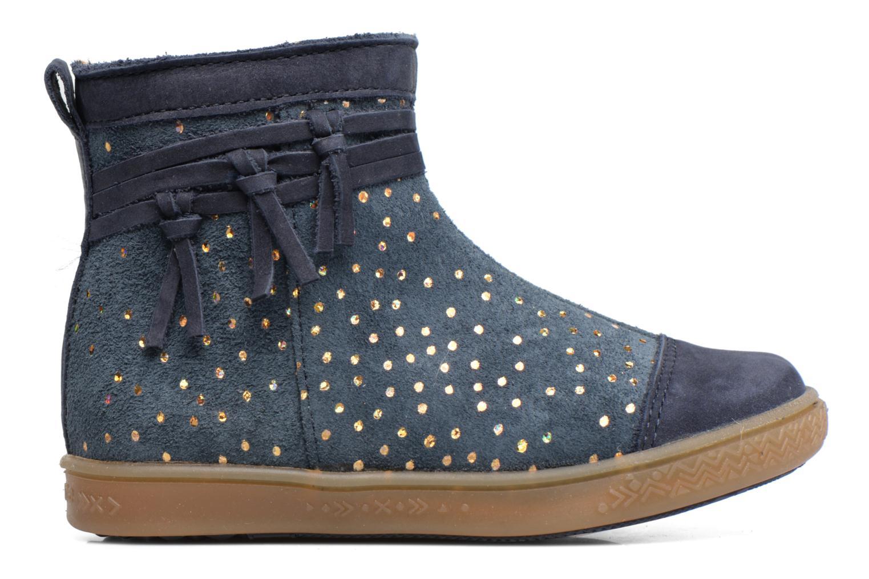 Stiefeletten & Boots Babybotte Ambalada blau ansicht von hinten