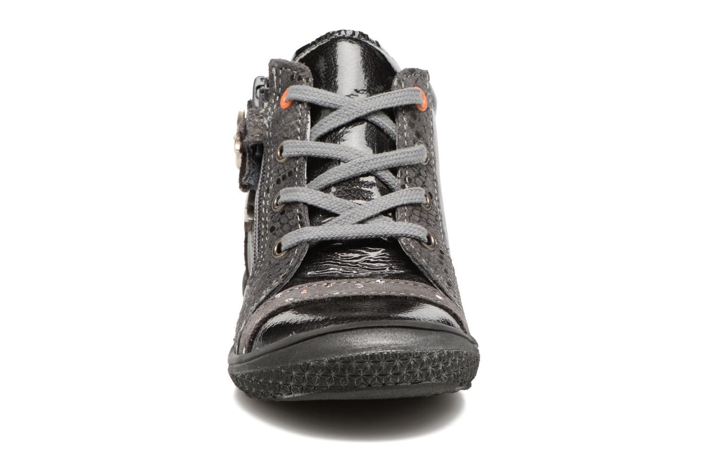 Bottines et boots Babybotte Andji Gris vue portées chaussures