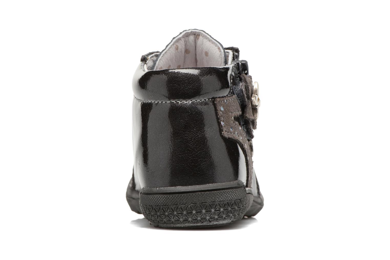 Bottines et boots Babybotte Andji Gris vue droite