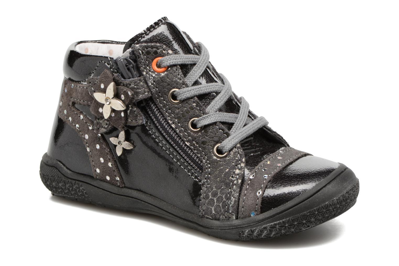 Bottines et boots Babybotte Andji Gris vue détail/paire