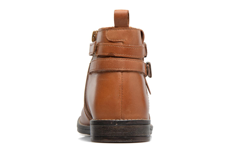 Bottines et boots Babybotte Nuit Marron vue droite