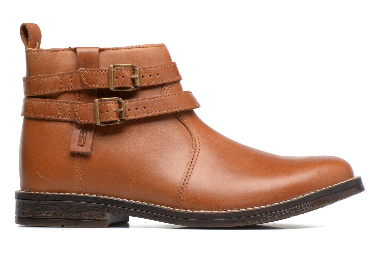Bottines et boots Babybotte Nuit Marron vue derrière
