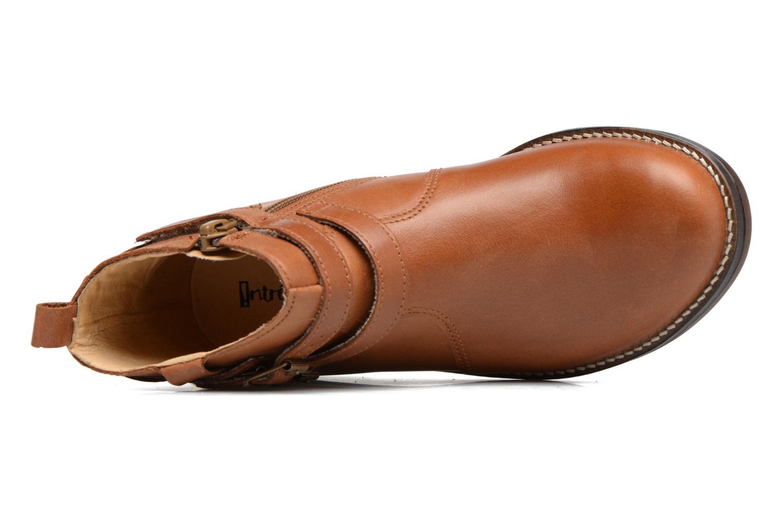 Bottines et boots Babybotte Nuit Marron vue gauche