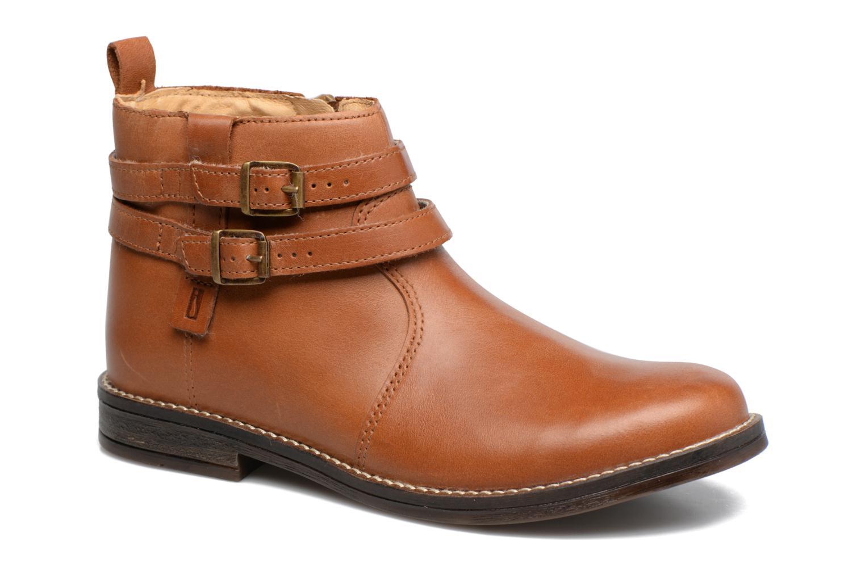 Bottines et boots Babybotte Nuit Marron vue détail/paire