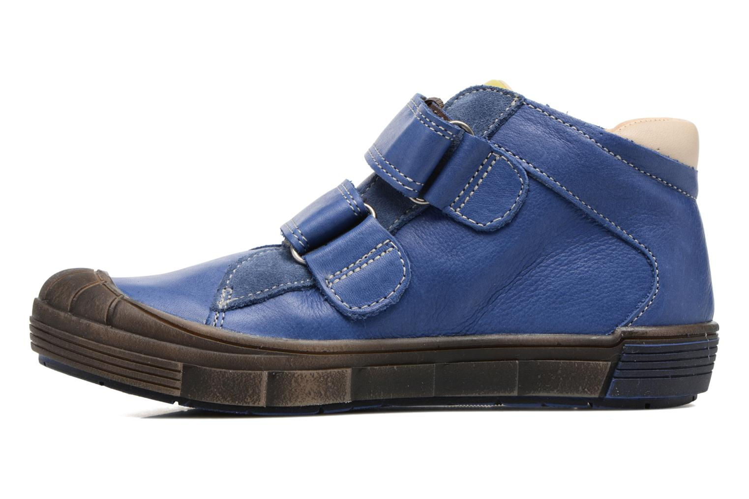 Trainers Babybotte Kongo Blue front view