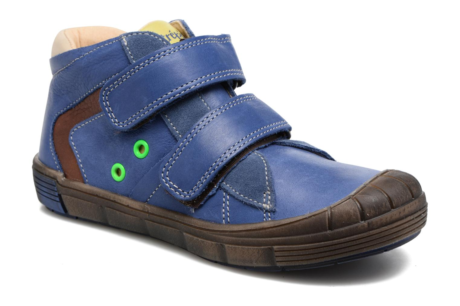 Trainers Babybotte Kongo Blue detailed view/ Pair view