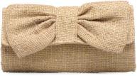 woven bow