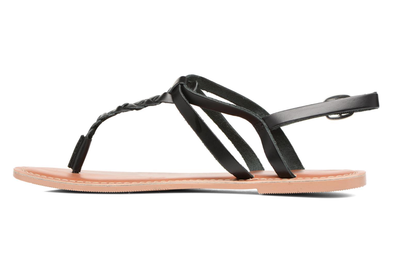 Sandalen Dorothy Perkins flavia plait Zwart voorkant