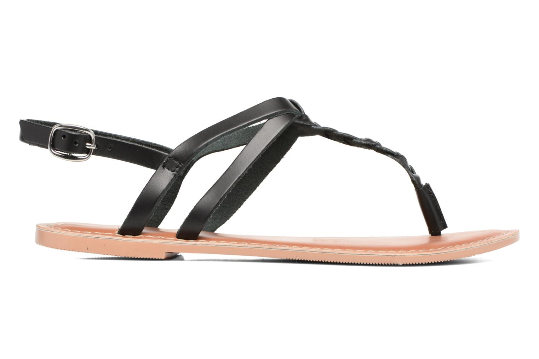 Sandalen Dorothy Perkins flavia plait Zwart achterkant