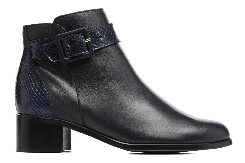 Boots en enkellaarsjes Karston GLECY Blauw achterkant