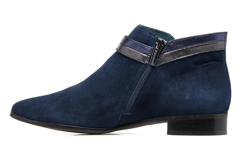 Boots en enkellaarsjes Karston JODY Blauw voorkant