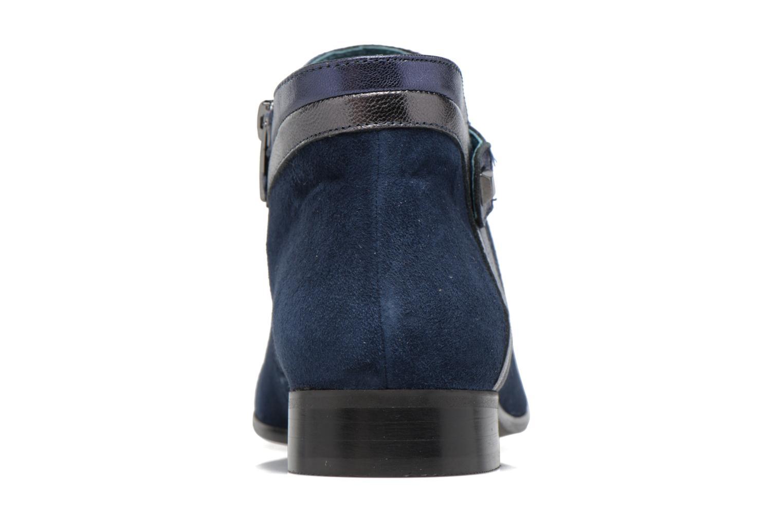 Boots en enkellaarsjes Karston JODY Blauw rechts