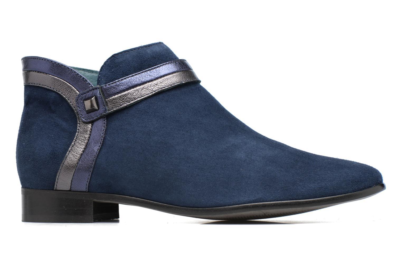 Bottines et boots Karston JODY Bleu vue derrière