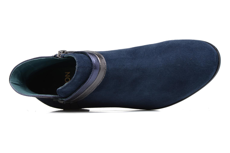 Bottines et boots Karston JODY Bleu vue gauche