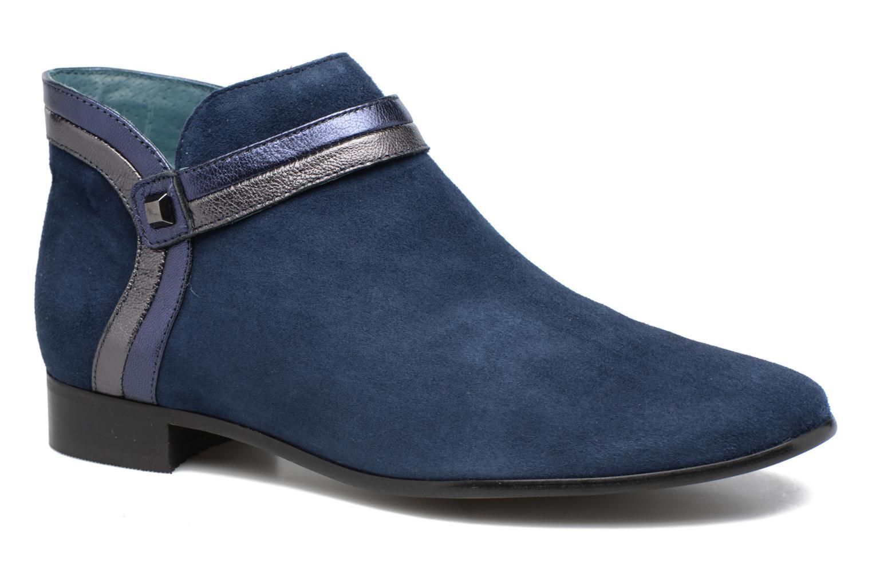 Bottines et boots Karston JODY Bleu vue détail/paire
