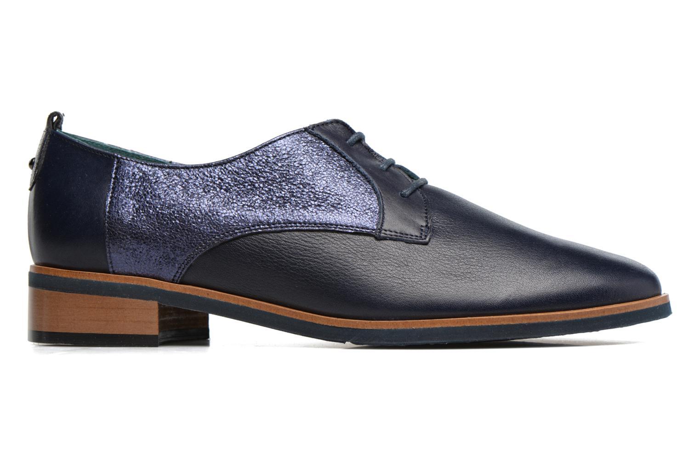 Chaussures à lacets Karston JISIOU Bleu vue derrière