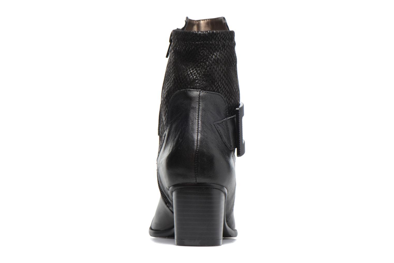 Boots en enkellaarsjes Madison AYDIVA Zwart rechts