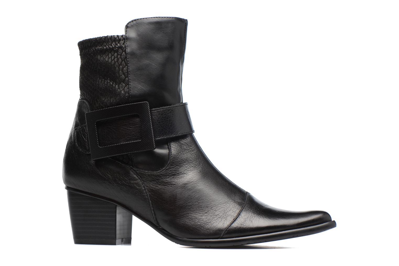Boots en enkellaarsjes Madison AYDIVA Zwart achterkant