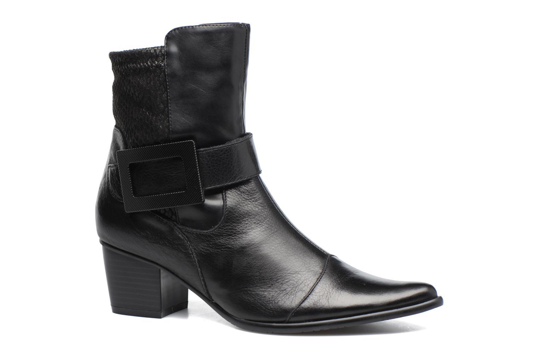 Boots en enkellaarsjes Madison AYDIVA Zwart detail