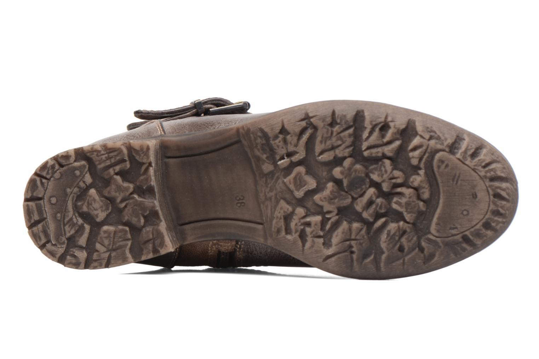 Boots en enkellaarsjes S.Oliver Cecila Bruin boven