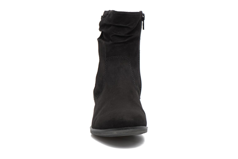 Bottines et boots S.Oliver Nola Noir vue portées chaussures