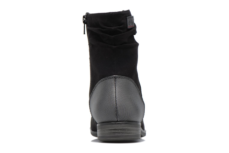 Bottines et boots S.Oliver Nola Noir vue droite