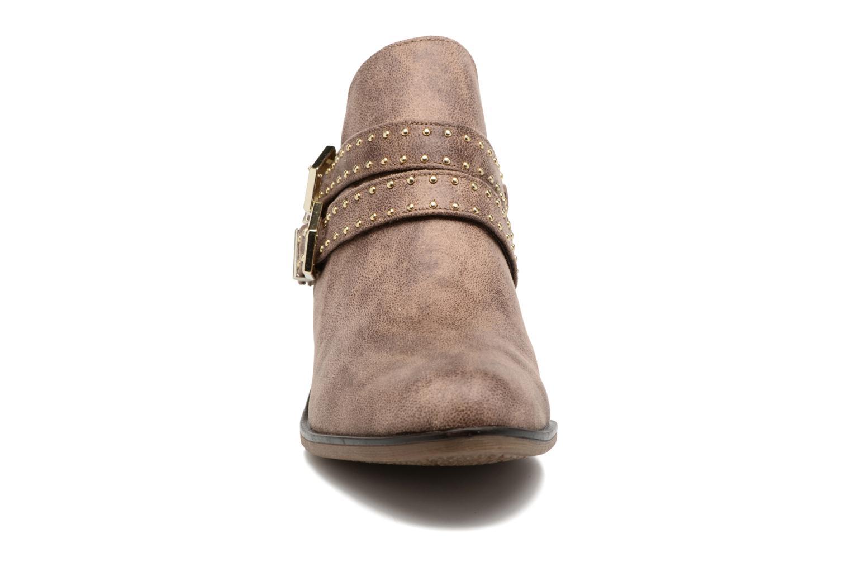 Bottines et boots S.Oliver Vicho Marron vue portées chaussures