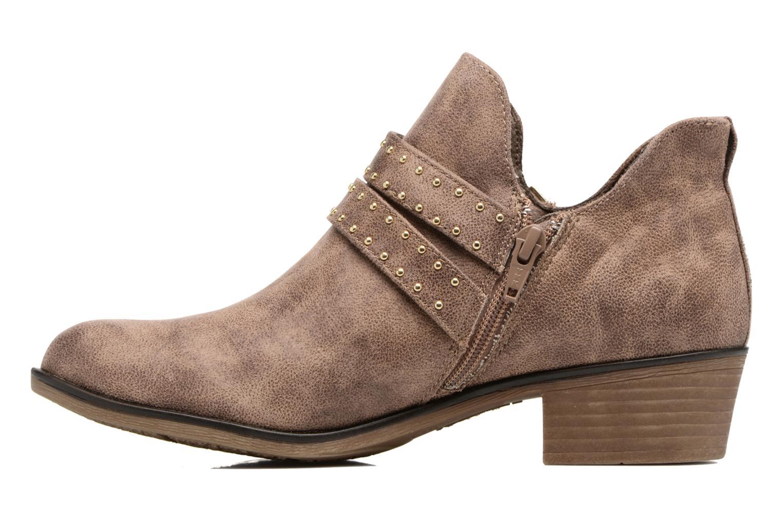 Bottines et boots S.Oliver Vicho Marron vue face