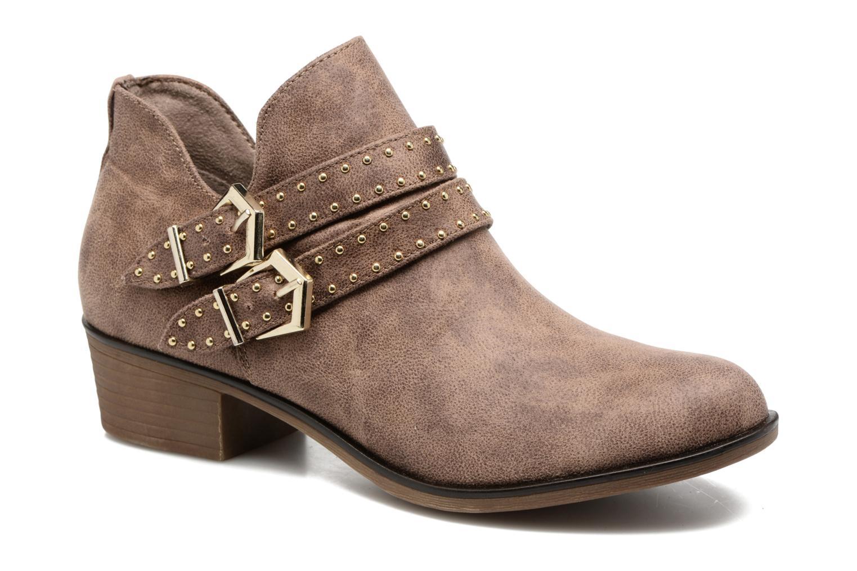 Bottines et boots S.Oliver Vicho Marron vue détail/paire