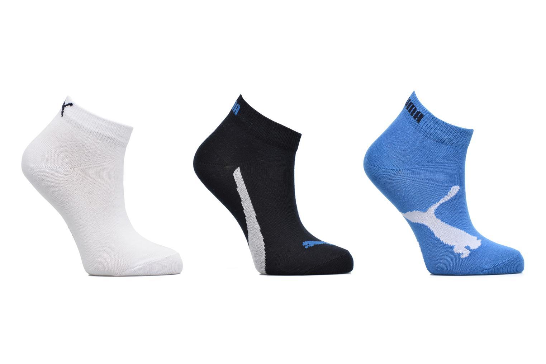 Calze e collant Puma Socks LIFESTYLE QUARTERS KIDS LOT DE3 Azzurro vedi dettaglio/paio