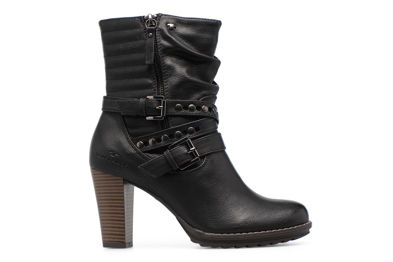 Bottines et boots Tom Tailor Lucile Noir vue derrière