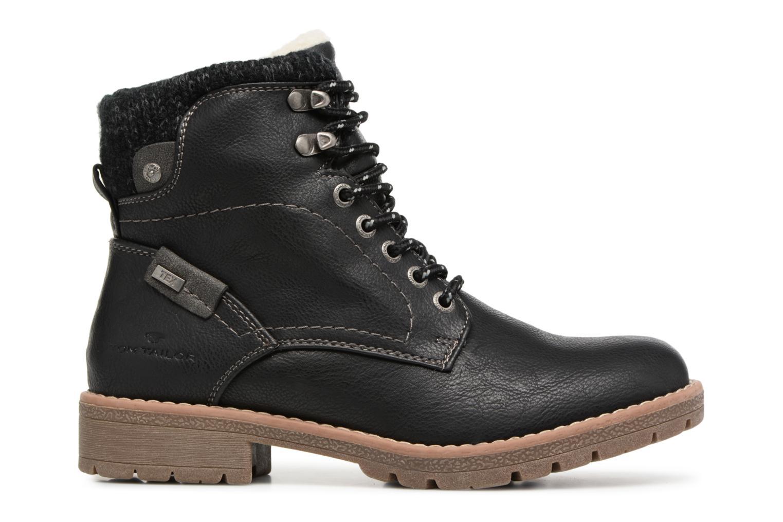 Bottines et boots Tom Tailor Louise Noir vue derrière