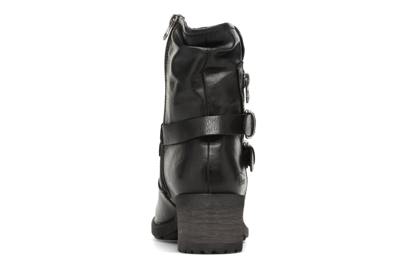 Bottines et boots Tom Tailor Célia Noir vue droite