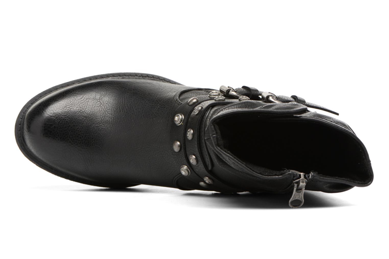 Bottines et boots Tom Tailor Célia Noir vue gauche