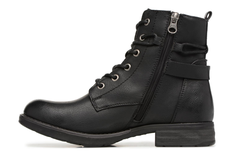 Bottines et boots Tom Tailor Gabrielle Noir vue face