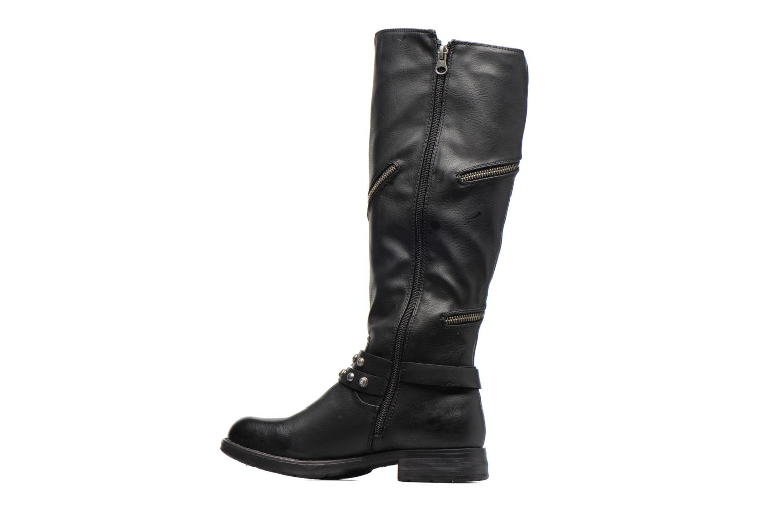 Boots & wellies Tom Tailor Cassandre Black front view