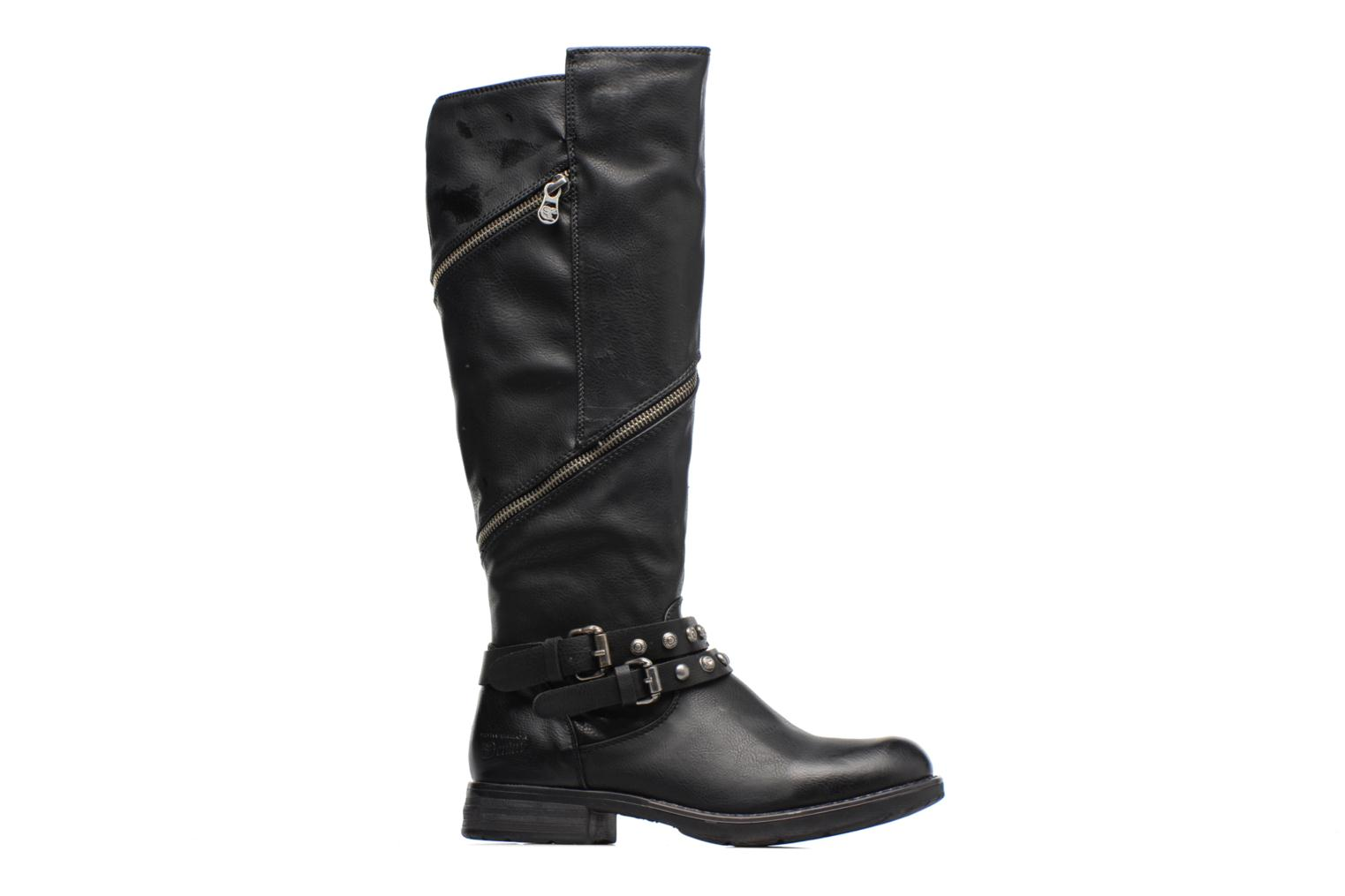 Boots & wellies Tom Tailor Cassandre Black back view