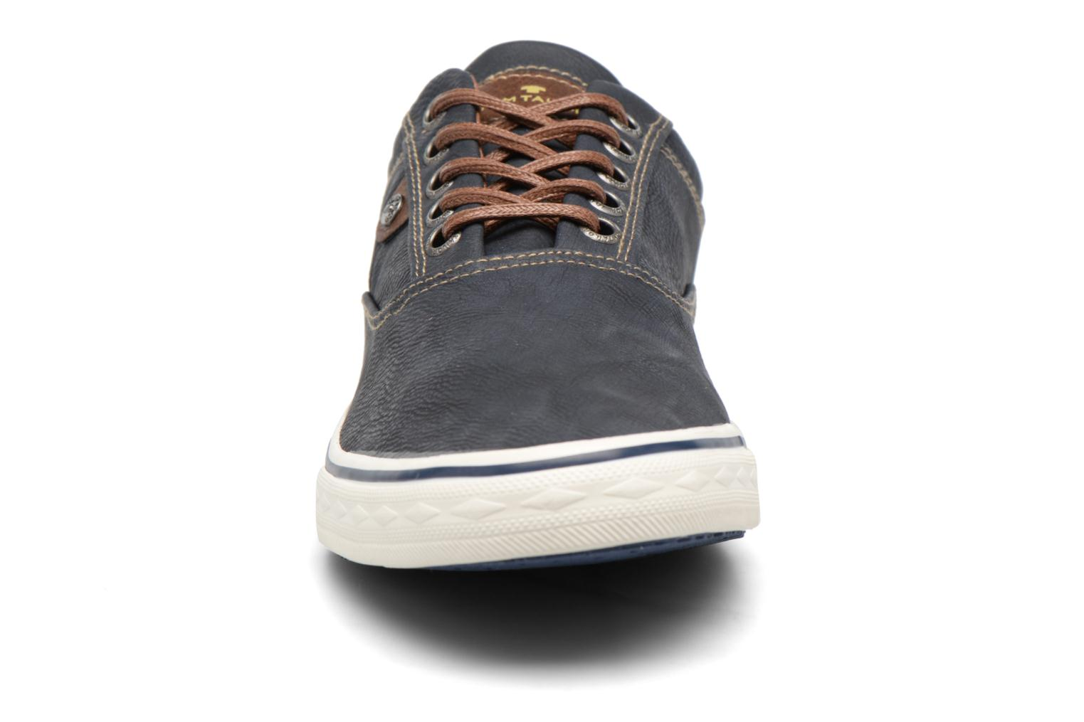 Trainers Tom Tailor Nino Blue model view