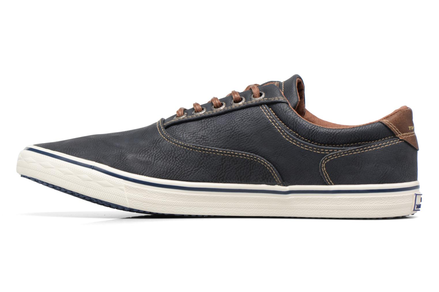 Trainers Tom Tailor Nino Blue front view