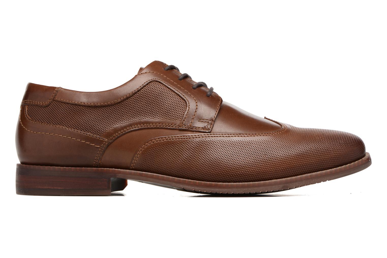 Chaussures à lacets Rockport SP Perf Wingtip Marron vue derrière