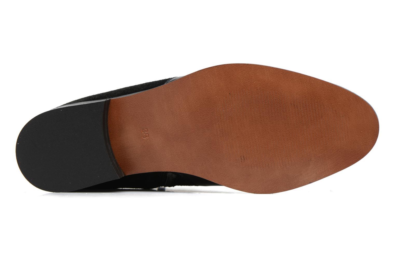 Cómodo y bien parecido Georgia Rose Carboucle (Negro) - Botines  en Más cómodo