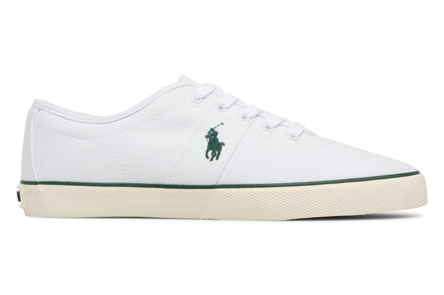 Trainers Polo Ralph Lauren Halford White back view