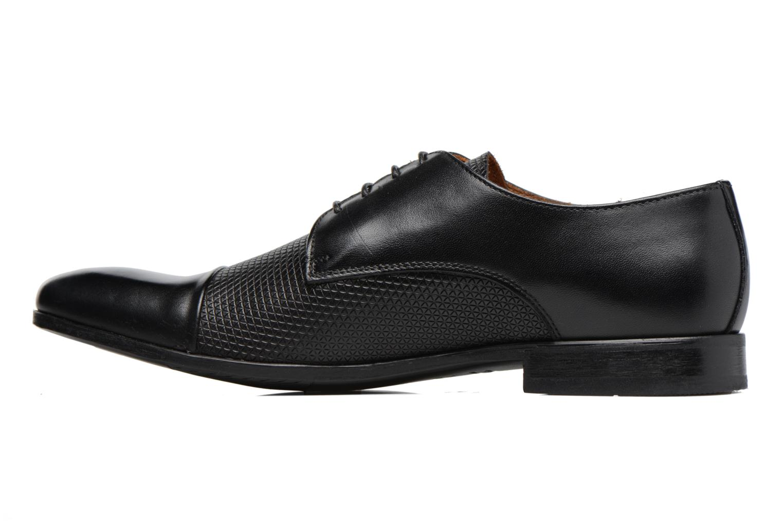 Lace-up shoes Marvin&co Nutley Black front view