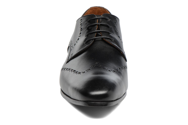 Chaussures à lacets Marvin&Co Nottage Noir vue portées chaussures