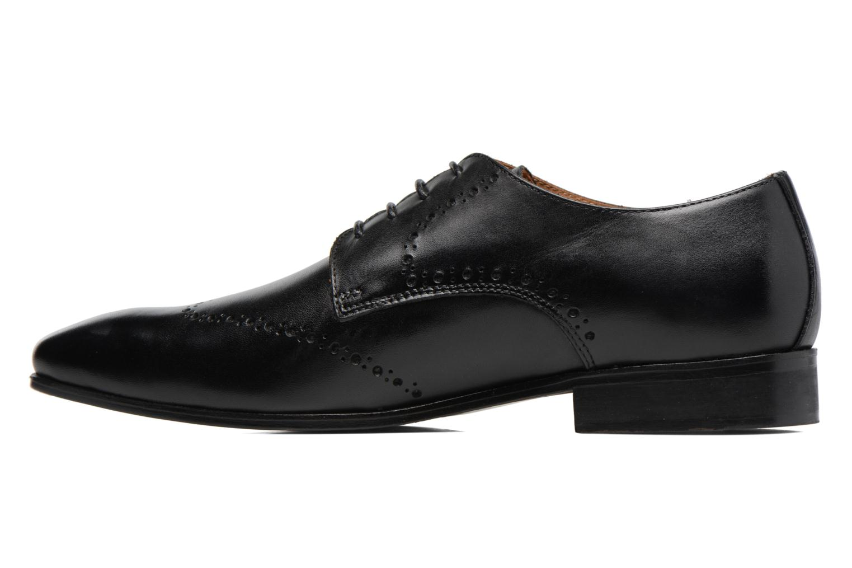Chaussures à lacets Marvin&Co Nottage Noir vue face