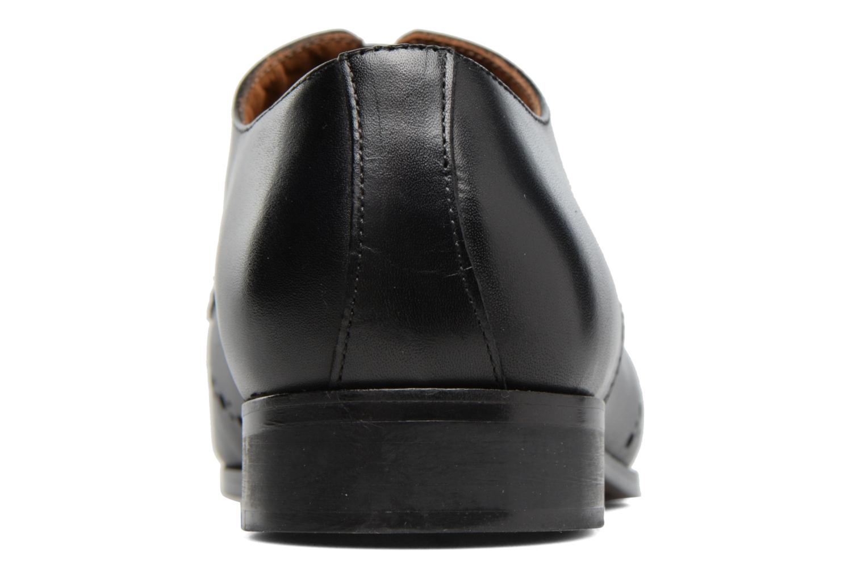 Chaussures à lacets Marvin&Co Nottage Noir vue droite