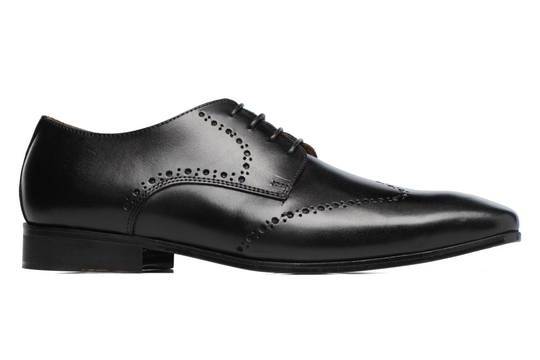 Chaussures à lacets Marvin&Co Nottage Noir vue derrière