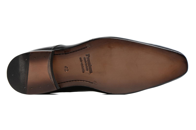 Chaussures à lacets Marvin&Co Nottage Noir vue haut