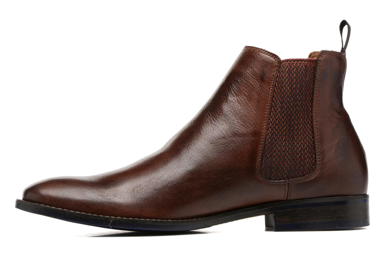 Stiefeletten & Boots Marvin&Co Newgale braun ansicht von vorne